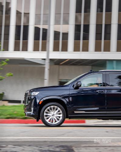 국내 출시를 앞둔 미국산 풀사이즈 SUV