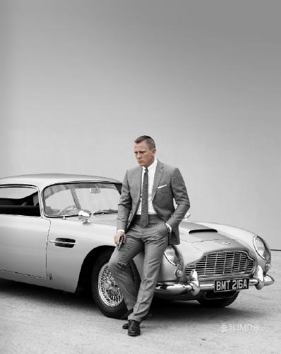 영화 속 자동차 이야기<br>'007 스카이폴'
