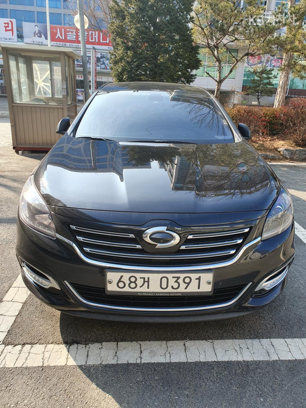 르노삼성 ALL New SM7 노바 2.0 LPe 일반인용 택시/렌터카