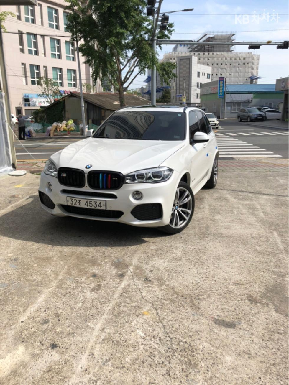 BMW X5 (F15) xDrive 40d M Sport