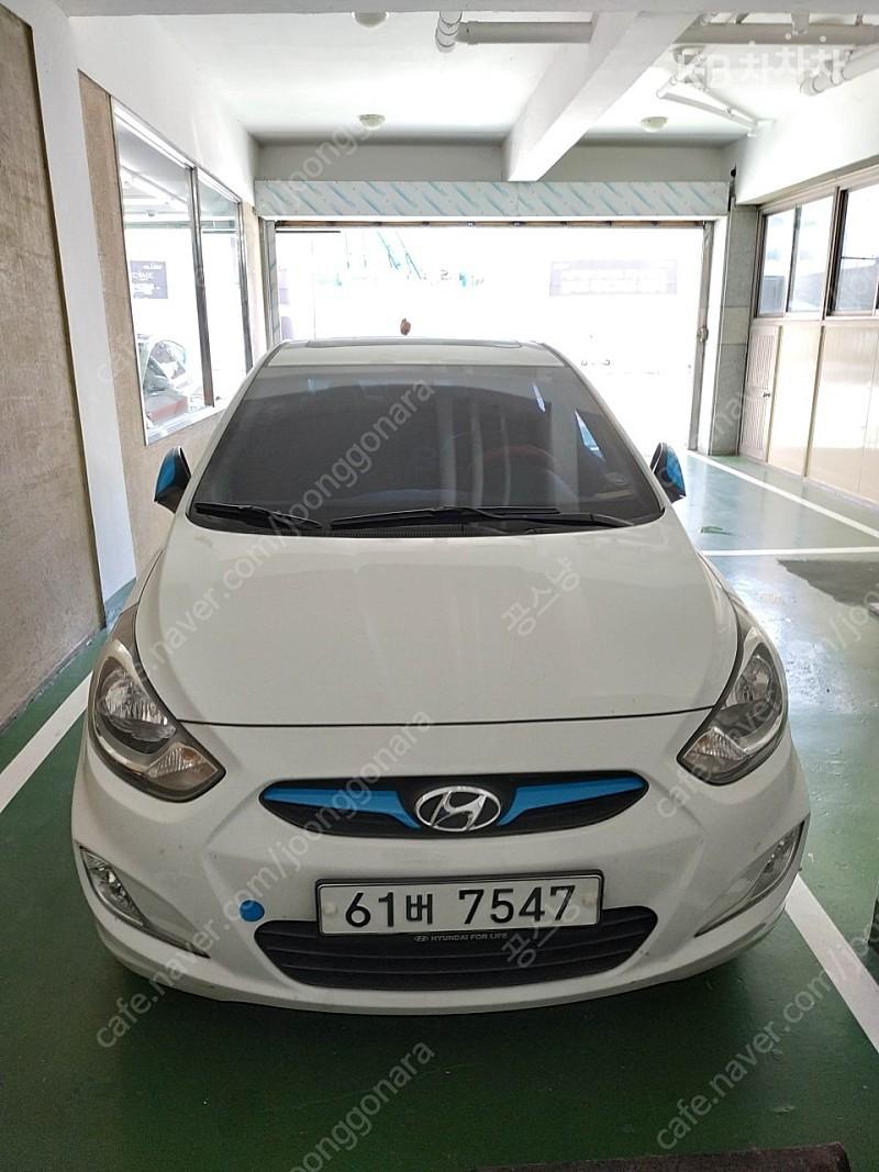 현대 엑센트(신형) 1.4 VVT Premier